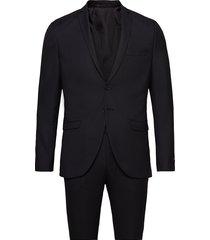 jprsolaris suit kostym svart jack & j s