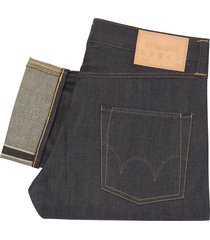 stuarts x edwin 50th anniversary ed-sl 12.8oz unwashed rainbow selvedge denim jeans i025065