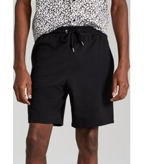 """inc international concepts men's regular-fit solid french terry 8"""" shorts, created for macy's"""