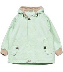 wally jacket, m outerwear shell clothing shell jacket grön mini a ture