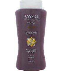 payot para cabelos grisalhos - shampoo 300ml