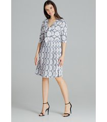 sukienka l076 wzór 114