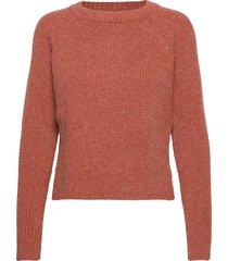 ava knit pullover gebreide trui rood minus