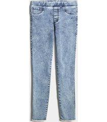 pantalón azul  seven seven