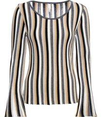pullover con maniche a campana (nero) - bodyflirt boutique
