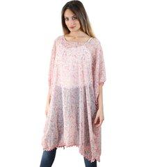 túnica  rosa spiga 31