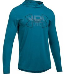 buzo azul under armour sportstyle stretch