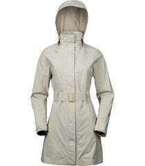 abrigo krosa beige doite