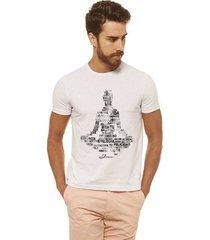 camiseta joss - buda energia - masculina
