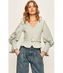 miss sixty - bluzka jeansowa