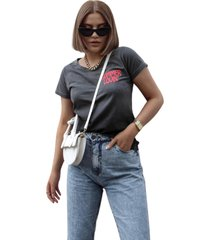 blusa in love t-shirt amor de verã£o preto - preto - feminino - algodã£o - dafiti
