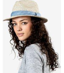 pistil women's cassidy straw sun hat