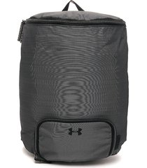 morral  gris under armour midi backpack