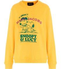 marc jacobs i fall in love sweatshirt