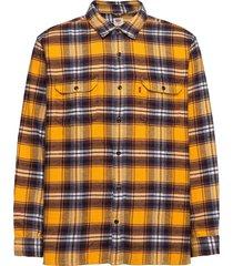 jackson worker andrusia golden skjorta casual gul levi´s men