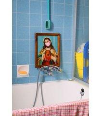 in the bathroom // plakat