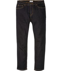 jeans con cinta semielastica classic fit straight (nero) - john baner jeanswear