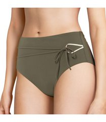 chantelle glory high waist bikini brief