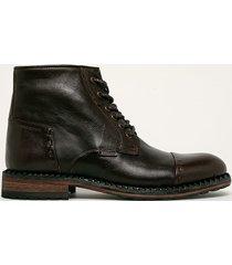 badura - buty skórzane
