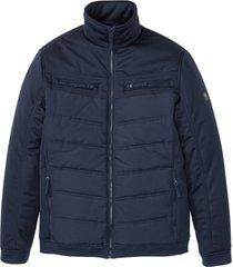 giacca invernale in softshell (blu) - john baner jeanswear