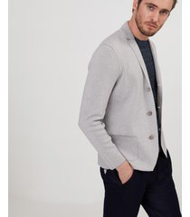 giacca tweed cotone