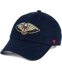 '47 brand new orleans pelicans clean up cap