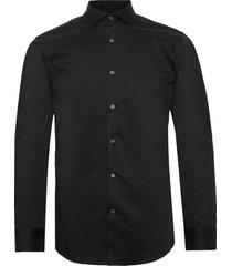 farrell 5 overhemd business zwart tiger of sweden