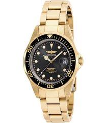 reloj invicta 17051 dorado acero inoxidable