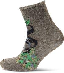 dina holly lingerie socks regular socks grön becksöndergaard