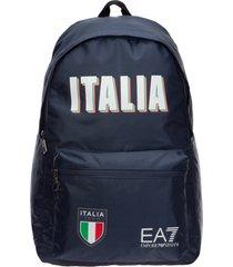 zaino borsa uomo nylon italia team