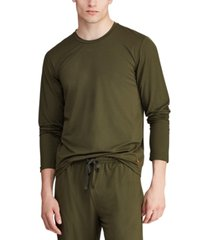 polo ralph lauren men's 4d flex microfiber pajama shirt
