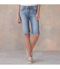 principle denim innovators cruiser bermuda jean short
