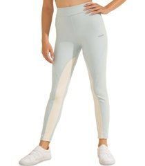 guess contrast inset active leggings