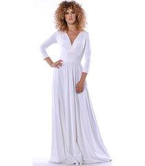 megan - klasyczna suknia