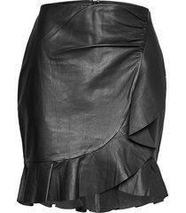 2nd sprucia kort kjol svart 2ndday