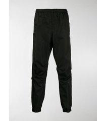 marcelo burlon county of milan red eye track pants