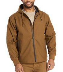 wolverine men's fortifier jacket chestnut, size l