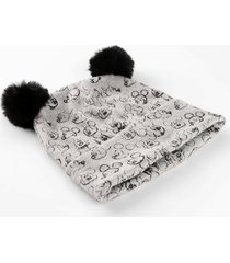 berretto con mickey mouse (grigio) - disney