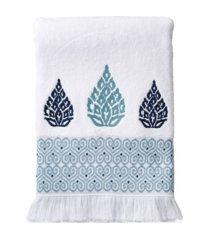 peri capri medallion bath towel bedding