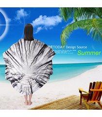 toalla de playa doble mandala india colcha tapiz decoración pared bohemio vestido
