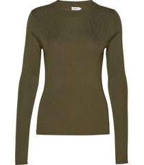 billy sweater stickad tröja grön filippa k
