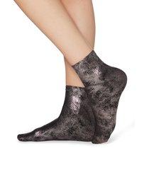 calzedonia - short fashion socks, one size, print, women