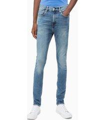 jeans skinny azul carl cavin klein