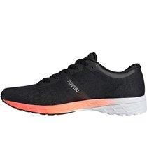 zapatilla negra adidas adizero rc 2.0