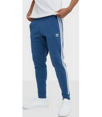 adidas originals 3-stripes pant byxor marin blå