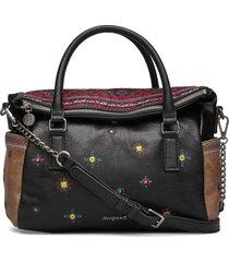 bols lululove loverty bags top handle bags zwart desigual accessories
