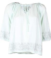 three60 shirt mintgroen