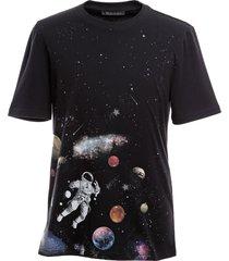 space-inspired regular t-shirt for man