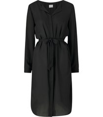 skjortklänning vilucy l/s long shirt dress