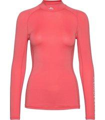 sa soft compression top base layer tops roze j. lindeberg golf